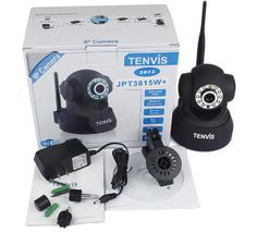 IP camera for home use Tenvis winner!