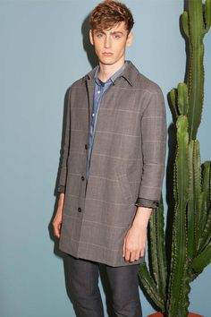 A.P.C.   Spring 2015 Menswear Collection   Style.com