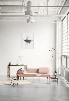'Minimal Interior Design Inspiration' is a biweekly showcase of some of the most perfectly minimal interior design examples that we've found around the web - Interior Design Examples, Interior Design Inspiration, Home Interior Design, Interior Styling, Interior Decorating, Design Ideas, Room Interior, Modern Interior, Minimalist Interior