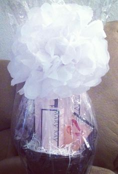 Simple gift basket @Mary Powers Kay
