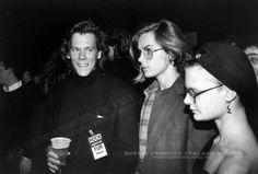 lol it's Kevin Bacon, River Phoenix, and Martha Plimpton