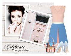 """Celebrate Your Good Days"" by ladygroovenyc ❤ liked on Polyvore featuring Roksanda, Dee Keller, modern, women's clothing, women's fashion, women, female, woman, misses and juniors"
