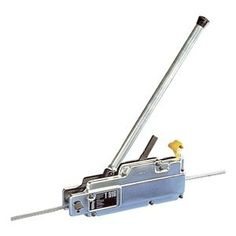 Manual Wire Hoist, 4 Ton, Lift Cap 8000Lb by Griphoist. $3503.86. Manual Wire Hoist, 4 Ton Type, Lifting Capacity (Lb.) 8000, Pull Capacity (Lb.) 16000, Min. Between Hooks (In.) 29, Reach Capability (Ft.) 30, Cable Dia. (In.) 5/8, Steel Material, Conforms to ANSI B30-21 Standards Manual Wire HoistsPortable with traversing wire rope. Allow lifting, pulling, or placing loads across great distances without exceeding max. working load limit. Load capacity can incr...