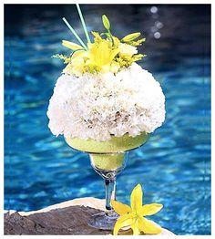 awesome Sweet Margarita Flower Arrangement