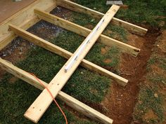 Shed Ramp: My garage was starting to get cramped so I decided I needed a shed for the lawn/garden equipment. I thought about building one but bailed and decided to purchase a x shed with wide doors from the nearby Amish community. Diy Storage Shed Plans, Diy Shed, Storage Sheds, Small Storage, Deck Building Plans, Building A Shed, Building Design, Building Ideas, Shed Design