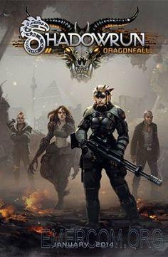 Shadowrun Dragonfall (2014/PC/Rus|Eng) | RELOADED