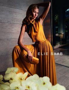 ELIE SAAB Spring Summer 2012 AD Campaign