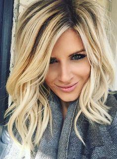 Love Hair, Great Hair, Gorgeous Hair, Beautiful, Medium Hair Styles, Long Hair Styles, Cabello Hair, Hair Color And Cut, Hair Affair