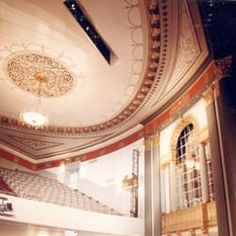 The intimate Brown Theatre is home to Kentucky Opera season performances.