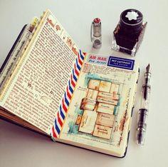 José Naranja, The Professional Notebook Maker - Neatorama