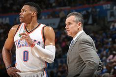 Billy Donovan: Russell Westbrook Wont Completely Dominate OKC Offense