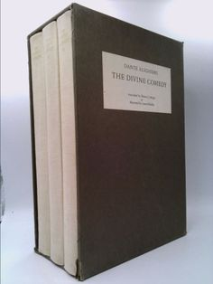The Divine Comedy - In Three Volumes