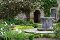 Garden at Scotney Castle