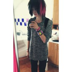 Why arent there emo boys in my neighborhood My Eternal Darkness ❤ liked on Polyvore