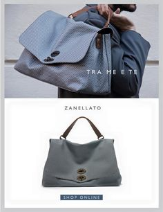 Postina® L Blandine Ferro #zanellato #manstyle