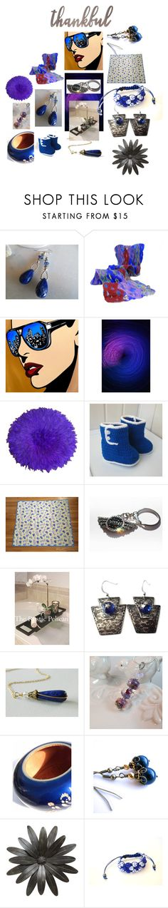 """""""Stylish Designs"""" by therusticpelican ❤ liked on Polyvore featuring Lazuli, Shamballa Jewels, modern, contemporary, rustic and vintage"""