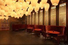 Visual Asian Restaurant Interior Design for Affectionate Condition