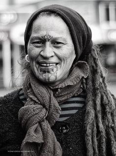 'Maori people in New Zealan' FatimaHomoud