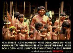 Naturrecht rules - Wer sind die primitiven Menschen?