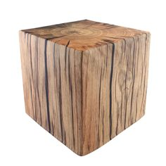 Badhocker design holz  Amazon.de: RUSTIKALER DESIGN HOLZ HOCKER