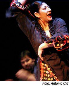Revista La Flamenca Manuela Carrasco