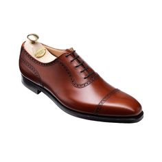 Westbourne - Chestnut Burnished Calf | Crockett & Jones