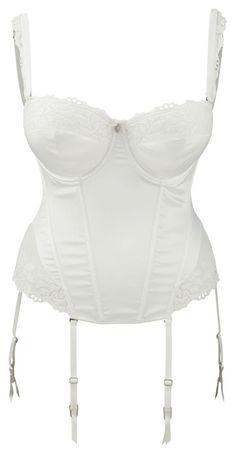 O corpete Serenity é uma peça ultra feminina e cria um decote sensual ao elevar o peito e, ao mesmo tempo, a sua estrutura modela a silhueta e destaca a cintura.  www.damadecopas.pt: