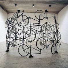 forever bicycles, ai weiwei