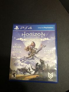 finest selection 8133d c6011 Horizon  Zero Dawn -- Complete Edition (Sony PlayStation ready to embark on  a rpg adventure, this game may be the right choice for you, afflink.
