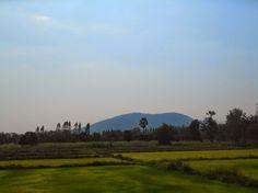 Landscapes in Sukhothai