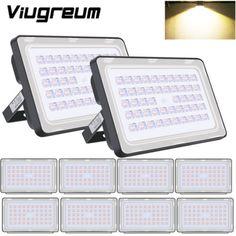 10X 150W LED Flood Light Outdoo Lighting Warm White Lamp Floodlights AC110V IP65