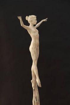 """Saatchi Art Artist Michael Talbot; Sculpture, """"Juliet - The Royal Ballet Collection"""" #art"""