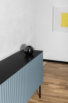 Reform, which specialises in customising IKEA's Metod and Sektion kitchen cupboards, enlisted the two Stockholm-based studios to create sideboards in hopes of making design-led fittings more affordable.