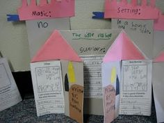 fairy tale book reports