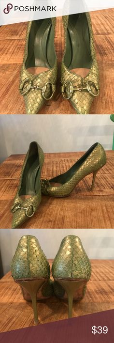 Gucci Shoes Great condition Gucci Shoes