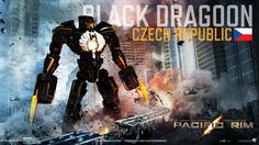 PACIFIC RIM- 'Black Dragoon' by XTREAM901.deviantart.com on @DeviantArt