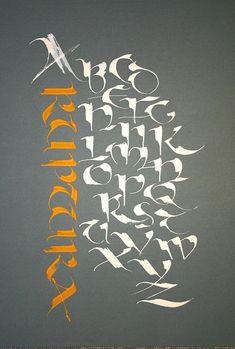 Ruptura Alphabet