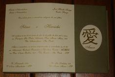 Convite de Casamento, Aniversário ou Bodas. Balgraphic muito mais que um convite: qualité et originalité www.balgraphic.com.br