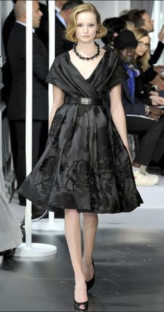 Christian Dior Spring 2012 Couture Fashion Show