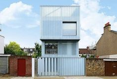 Grand Designs for sale: Low-energy modernist property in Clapham Park, London - WowHaus Hull House, Brook House, Building Extension, House Swap, Companies House, Red Houses, Old School House, Unusual Buildings