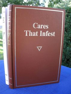 CARES THAT INFEST SCARCE 1979 CECIL POOLE ROSICRUCIAN LIBRARY OCCULT FREEMASONRY