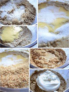 POTICA - TRADITIONAL WALNUT CAKE ROLL