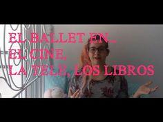 El ballet en... el cine, la televisión, los libros [Nueva sección] | B de Ballet - YouTube