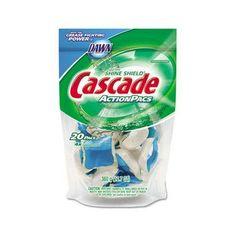 I'm learning all about Cascade Action Pacs at @Influenster!