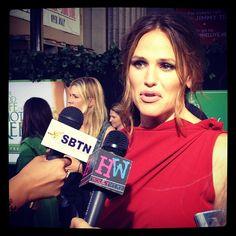 Jennifer Garner at 'The Odd Life of Timothy Green' premiere