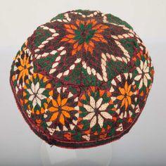 Vintage Turkmen HAT from TEKKE tribe  Central by SOrugsandtextiles