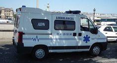 Madrid,  España. La Guardia Civil española anunció la detención de un marroquí y un dominicano acusados de transportar cargamentos de hachís a bordo de una ambulancia con matrícula francesa