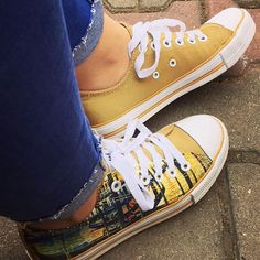 #celdes#shoes#Venice#happyday  Comfy Shoes, Chuck Taylor Sneakers, Chuck Taylors, Venice, Women, Style, Fashion, Swag, Moda