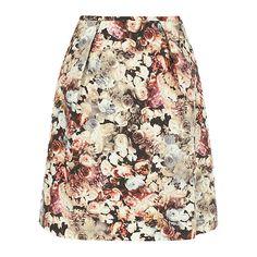Buy Coast Sheena Skirt, Multi, 8 Online at johnlewis.com