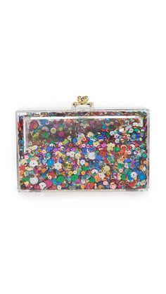 ONE by ashlyn d Glimmer Clutch. Rainbow BagCruise PartyAll That GlittersEvening  BagsBeautiful ... dd2d705c65